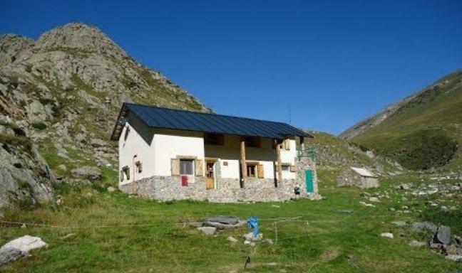 Área del refugio Coma Vaca (Queralbs)