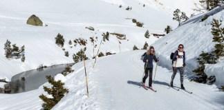 El esquí de montaña está permitido en las estaciones francesas