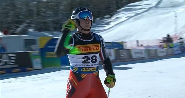 El canadiense Brodie Seger ha estado a punto de dar la sorpresa y ha finalñizado cuarto a cuatro centésimas del podio.