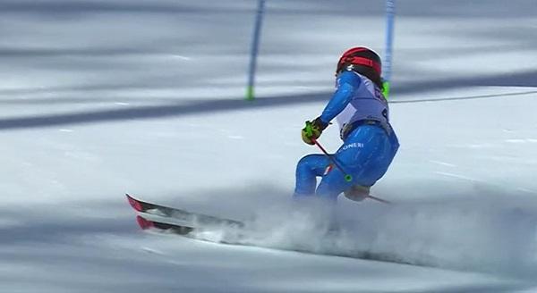 El 'annus horribilis' de Brignone se ha confirmado en Cortina d'Ampezzo, 'su' Mundial.