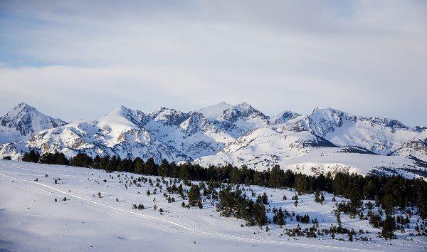 Una foto del Ariège (Pirineo)