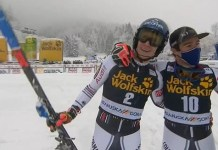 Doblete francés en Kranjska Gora con Noël ganando el slalom y Muffat-Jeandet segundo.