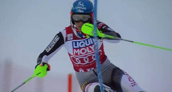 Petra Vlhova ha disputado las 28 carreras hasta ahora celebradas y está teniendo un final de temporada impresionante.