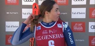 Sofia Goggia ha jugado al despiste y finalmente estará en Lenzerheide. Otra cosa será que se dispute el descenso.