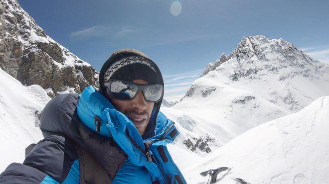 El catalán ya está rumbo al Campo Base del Everest