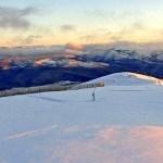 La estación de La Molina tras la nevada amanece con una temperatura de -3º C