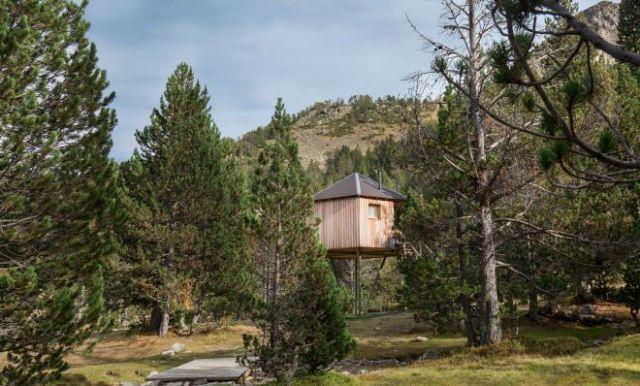 Cabana Piolet de Grau Roig, Epic Andorra