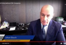 Johan Eliasch, nuevo presidente de la FIS
