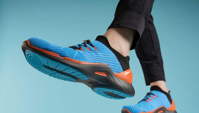 La tecnología Hoof Heel que amortigua las fuerzas verticales para repartirlas de forma horizontal