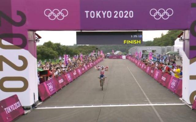 Thomas Pidcock se ha proclamado campeón olímpico