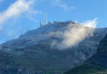 Así ha amanecido el Pic du Midi