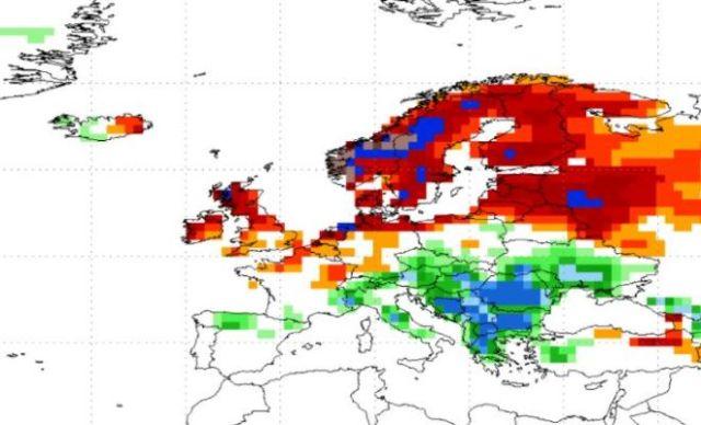 Modelo NOAA precipitaciones