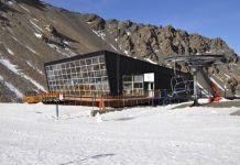 La estación de la Hoya ha tenido que cerrar por falta de nieve