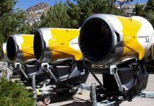 Desde la temporada 19/20, la estación ha instalado ya nuevos 210 cañones