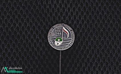 Unikatowy znaczek z II edycji Festiwalu