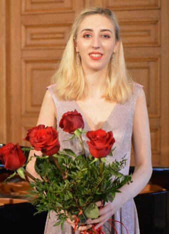 Oliwia Tymek fot. SBK