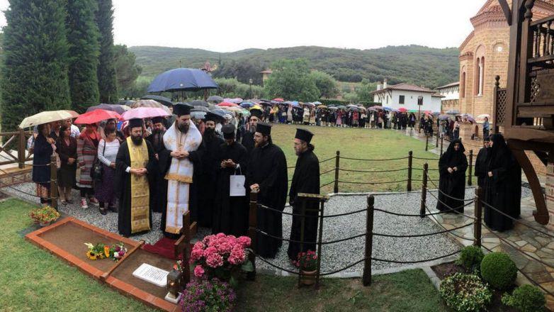 Διενοριακό προσκύνημα Ιεράς Μητροπόλεως στη Θεσσαλονίκη και στο Άγιον Όρος