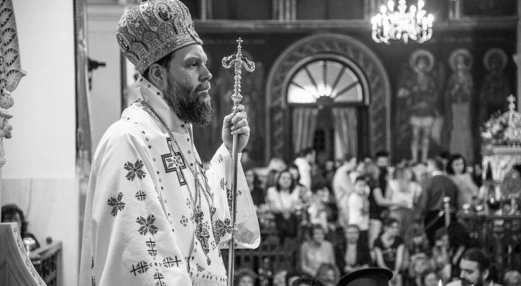 Αγρυπνία στο Προσκύνημα της Αγίας Ελένης από τον Μητροπολίτη Ν. Ιωνίας και Φιλαδελφείας κ. Γαβριήλ