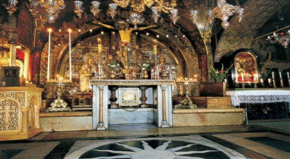 Διενοριακή Προσκυνηματική Εκδρομή στα Ιεροσόλυμα και στους Αγίους Τόπους