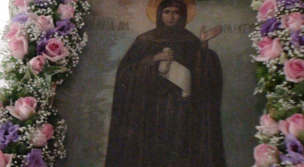 Πανήγυρις Ιερού Παρεκκλησίου Αγίας Παρασκευής στο Ν. Ηράκλειο