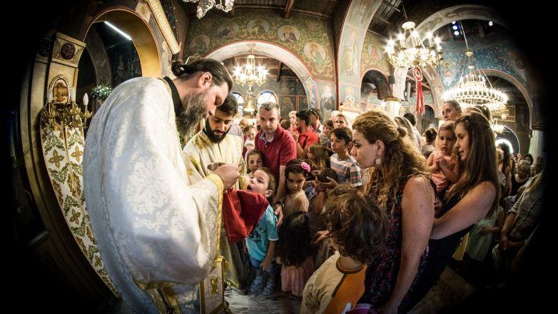 Η Εορτή του Αγίου Φανουρίου στο Ηράκλειο Αττικής