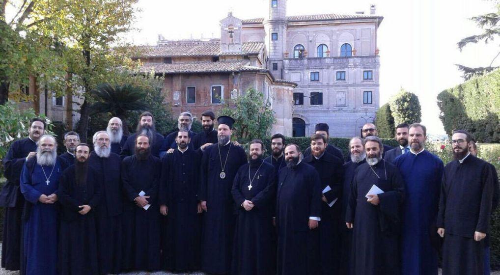 Προσκυνηματική επίσκεψη στη Ρώμη
