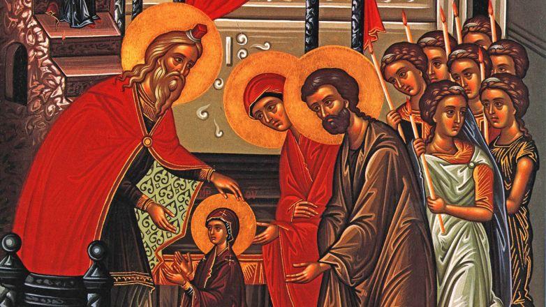 Αγρυπνία επί τη Αποδόσει της εορτής των Εισοδίων της Θεοτόκου στην Παναγία Πρασίνου Λόφου