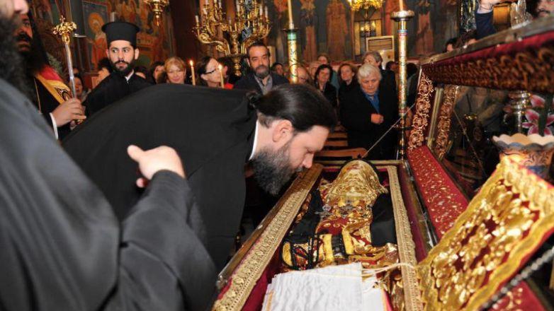 Γεώργιον τιμήσωμεν πιστοί...!