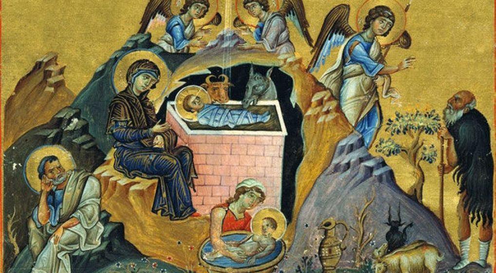 Δεύτερη Θεία Λειτουργία την Εορτή των Χριστουγέννων