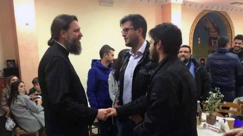 Ο Μητροπολίτης κ. Γαβριήλ συναντά τους Νέους της Ιεράς Μητροπόλεως