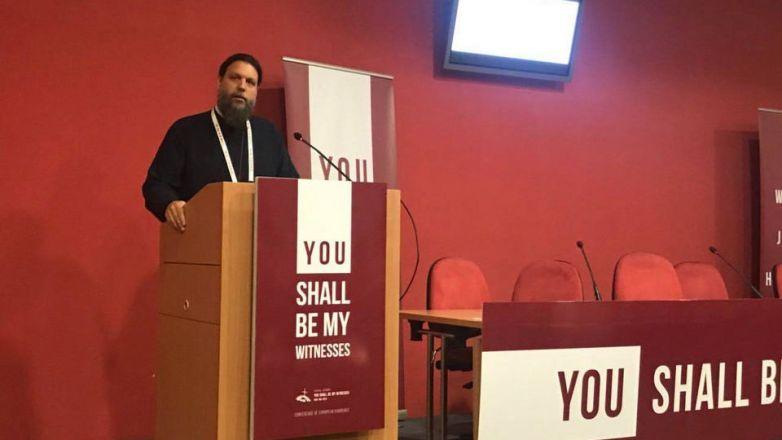 O Μητροπολίτης κ. Γαβριήλ στη Γενική Συνέλευση του Συμβουλίου των Ευρωπαϊκών Εκκλησιών στη Σερβία