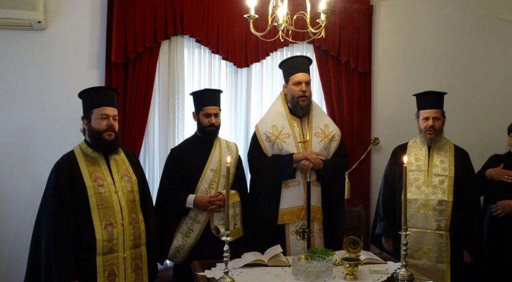 Αγιασμός και έναρξη Μαθημάτων Βυζαντινής Μουσικής της Ι.Μ. Νέας Ιωνίας και Φιλαδελφείας