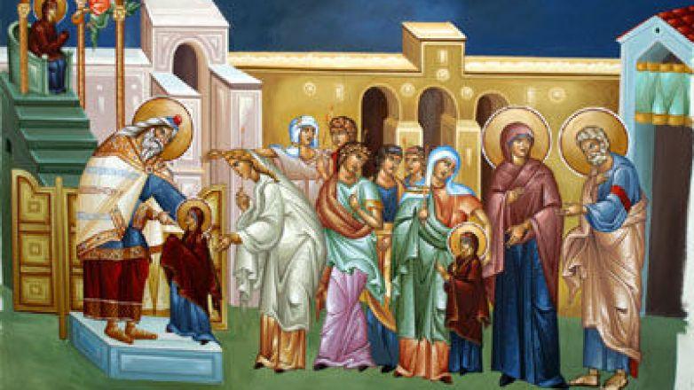 Ιερά Πανήγυρις Εισοδίων της Θεοτόκου στο Ηράκλειο Αττικής