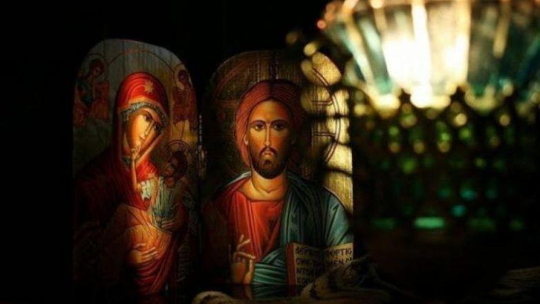 Ομιλία με θέμα: «Θησαύρισμα στο εγώ ή στον Θεό;» στον Ι.Ν. Αγ. Γεωργίου Ν. Ιωνίας