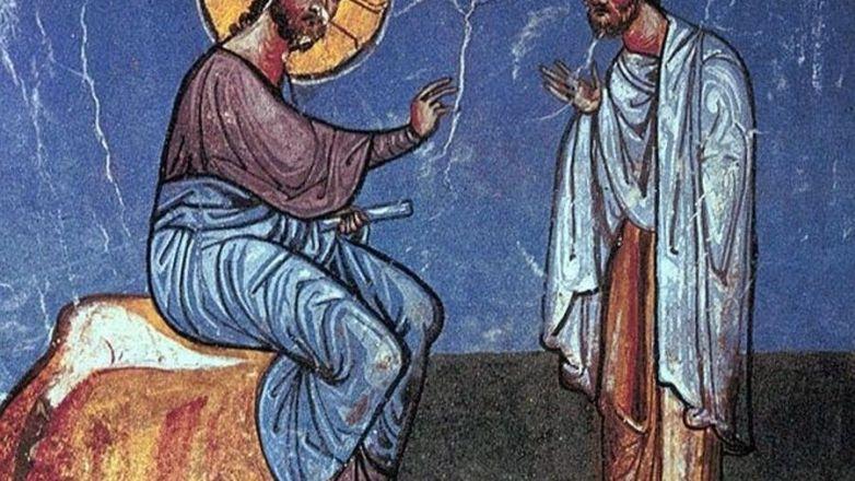 Θείο κήρυγμα στον Ιερό Ναό Αγ. Γεωργίου Ν. Ιωνίας
