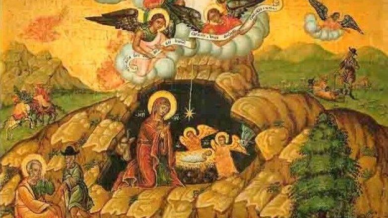 Δεύτερη Θεία Λειτουργία κατά την εορτή των Χριστουγέννων σε Ναούς της Ιεράς Μητροπόλεως