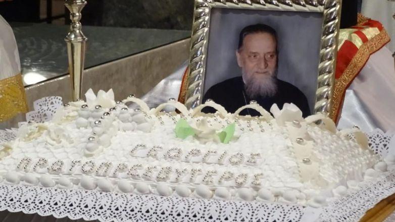 Ετήσιο Μνημόσυνο μακαριστού Πρωτοπρεσβυτέρου Γεωργίου Σουλιώτη στη Ν. Χαλκηδόνα