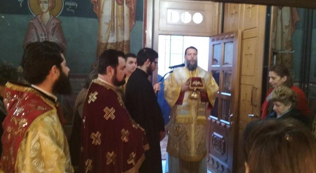 Η εορτή της Υπαπαντής του Κυρίου στη Νέα Ιωνία