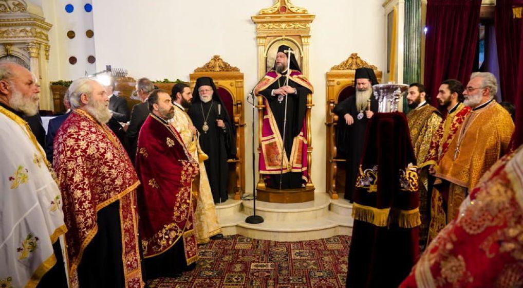 Ο Μητροπολίτης κ. Γαβριήλ στο Ληξούρι Κεφαλληνίας για την εορτή του Πολιούχου Αγ. Χαραλάμπους