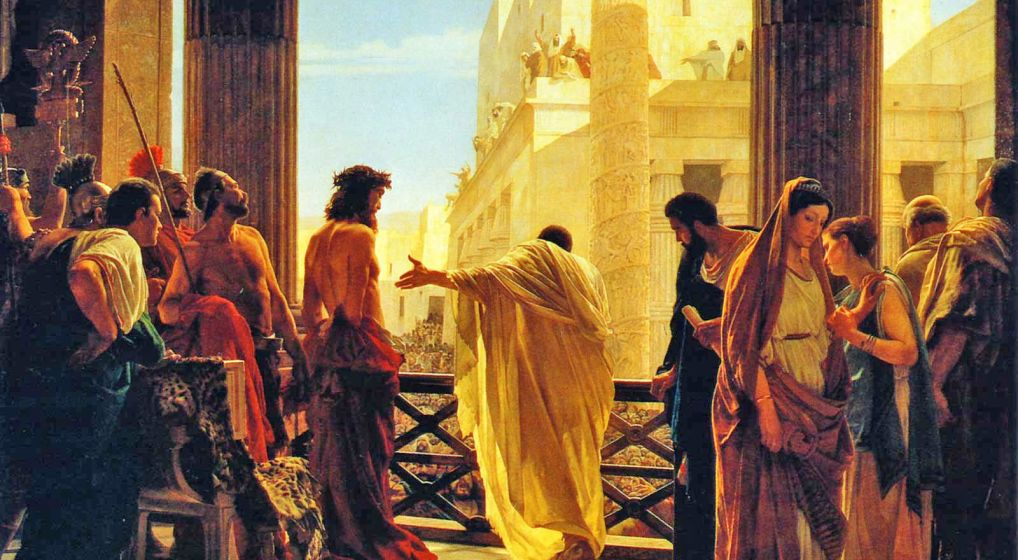 «Πορεία προς το Πάσχα» Προπασχάλια Εκδήλωση Ιεράς Μητροπόλεως