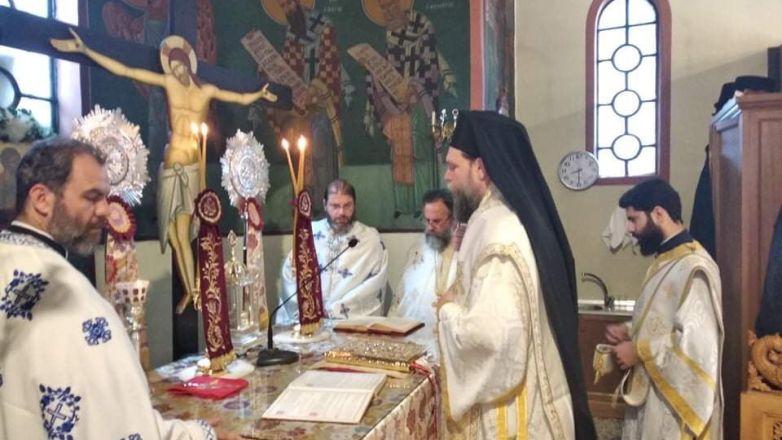 Η εορτή των Αγ. Αποστόλων Πέτρου και Παύλου στο Ηράκλειο Αττικής