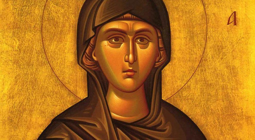Ιερά Πανήγυρις Αγ. Ευφημίας στη Νέα Χαλκηδόνα