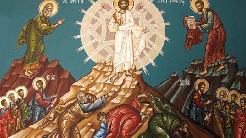 Ιερά Πανήγυρις Μεταμορφώσεως του Σωτήρος στη Ν. Ιωνία