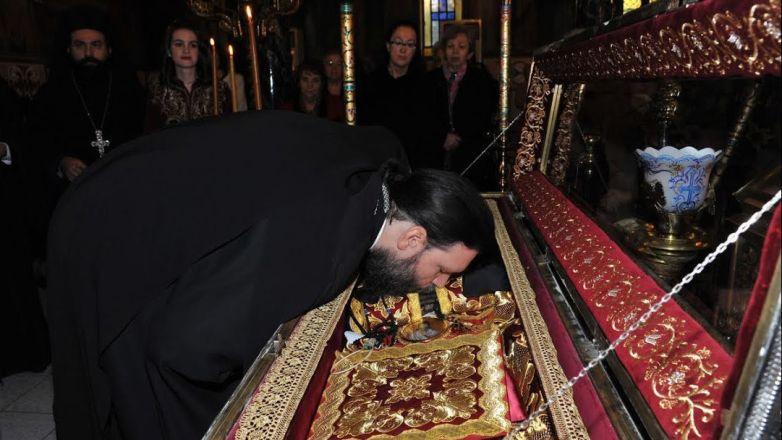 Ιερά Πανήγυρις Αγ. Γεωργίου του Νεαπολίτου, Πολιούχου της Ι.Μ. Νέας Ιωνίας και Φιλαδελφείας