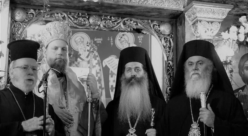 Η Νέα Ιωνία τιμά πάνδημα τον Πολιούχο της Άγιο Γεώργιο τον Νεαπολίτη