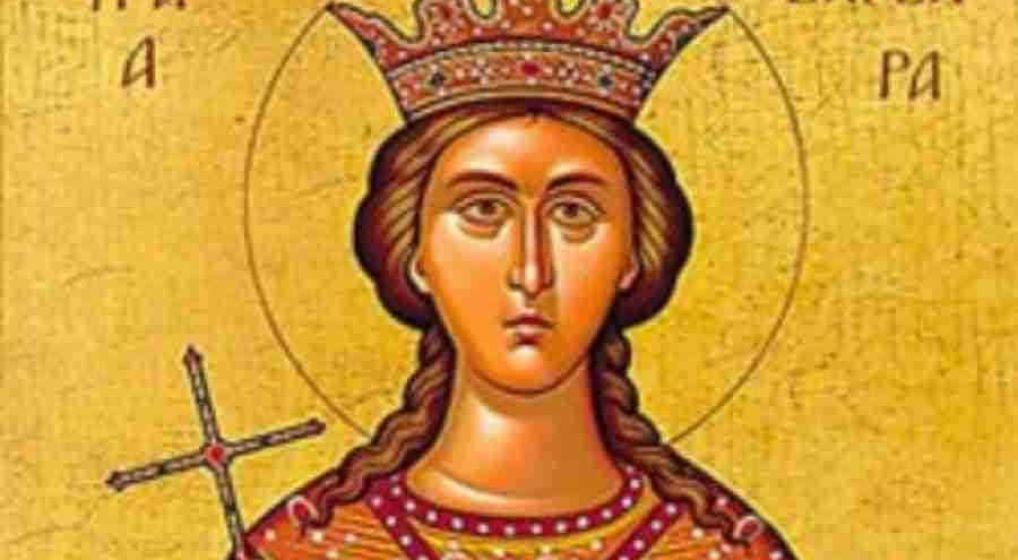 Ιερά Πανήγυρις Αγίας Βαρβάρας στην Καλογραίζα