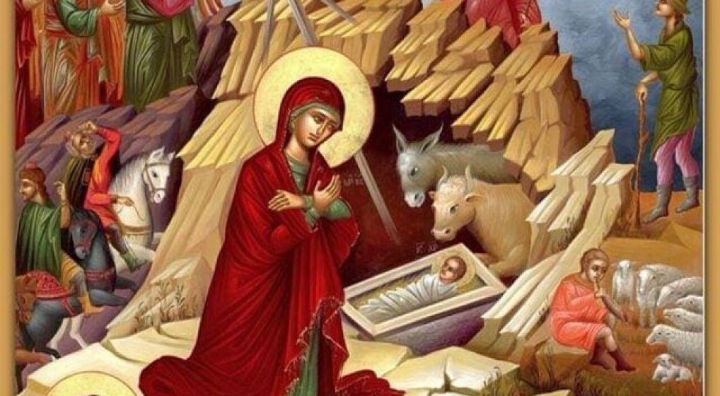 Δεύτερη Θεία Λειτουργία Χριστουγέννων στην Ι.Μ. Νέας Ιωνίας