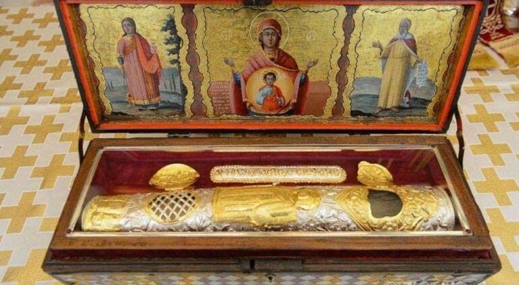 Ιερά Πανήγυρις Αγίου Στεφάνου στη Νέα Ιωνία