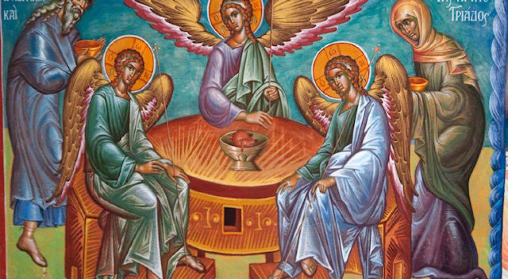 Η εορτή της Πεντηκοστής και του Αγ. Πνεύματος στη Νέα Φιλαδέλφεια