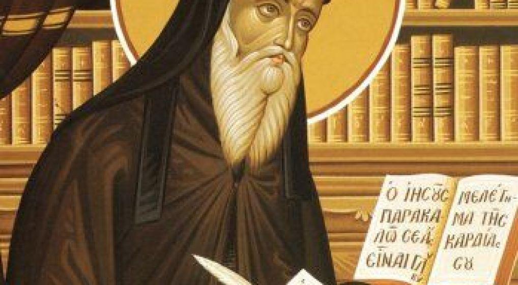 Αγρυπνία Αγίου Νικοδήμου του Αγιορείτου στον Ι.Ν. Κοιμήσεως της Θεοτόκου Ηρακλείου Αττικής